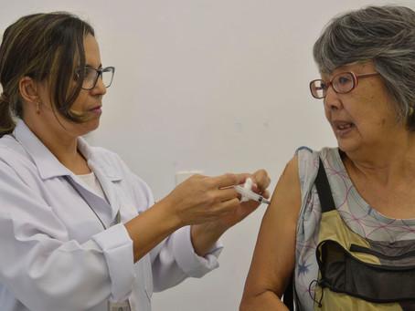 Neste sábado é o dia D de mobilização contra a gripe em todo o país