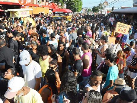 Domingo tem Esquenta de Micareta na rua São Domingos