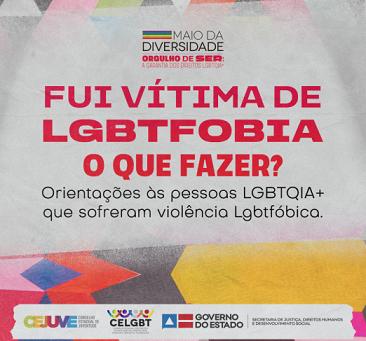 Governo lança cartilha para pessoas vítimas de agressão LGBTfóbica