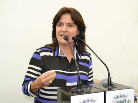 Vereadora Eremita é suplente de Jutahy