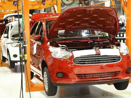 Ford decide fechar fábricas no Brasil, incluindo a unidade em Camaçari