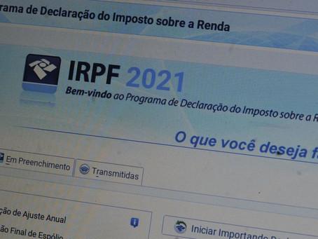 Mais de 400 mil entregaram declaração de IR no primeiro dia