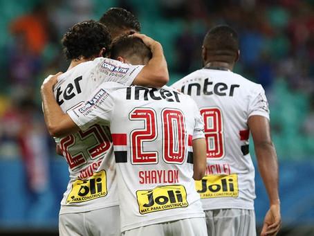 No último lance do jogo, Bahia cede empate na Fonte Nova