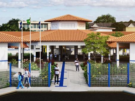 Prefeitura fará onze novas escolas na rede municipal
