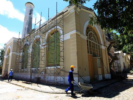 Sede do Neojiba vai funcionar em antiga estação de tratamento de água