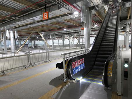 Inaugurado terminal de ônibus de Pituaçu integrado ao metrô