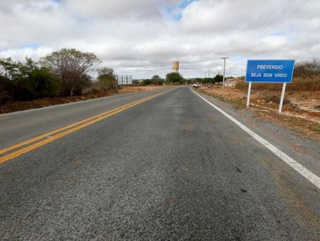 Rui entrega estrada em América Dourada