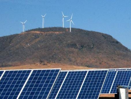 Sento Sé terá cinco parques de geração de energia solar e eólica