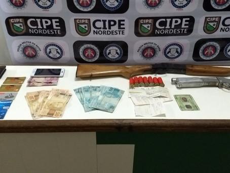 Ladrão de gado tentou subornar polícia com R$ 10 mil
