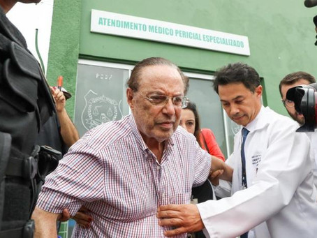 Maluf recebe de Dias Toffoli direito a prisão domiciliar