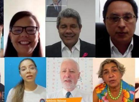 Bahia lança o Prêmio Paulo Freire, para reconhecimento de professores