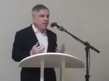 Presidenciável Flávio Rocha pregou contra o inchaço do estado
