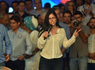 Vice de José Ronaldo é mulher e lutou por impeachment de Dilma