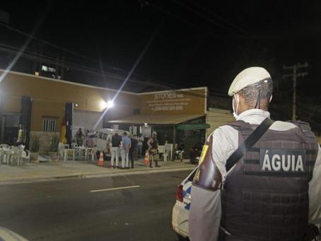 Decreto estadual aumenta restrições à circulação na região de Serrinha