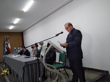 Genildo Melo faz discurso de unidade na posse da Associação Comercial