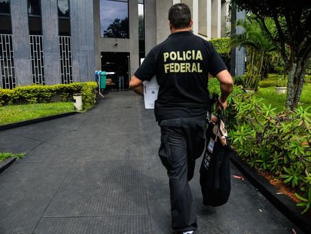 Federal prende quem estimula violência através da Internet
