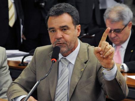 Daniel Almeida pela Odebrecht: suspeito de corrupção passiva, ativa e lavagem de dinheiro