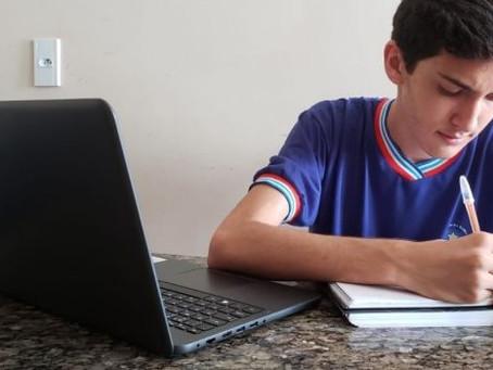 Portal da Educação acrescentou duas mil atividades online este ano