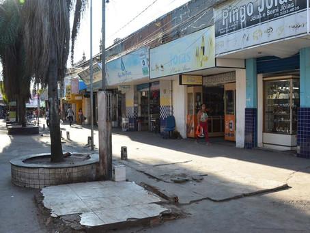 """""""Primeiro passo foi dado"""", dizem entidades empresariais sobre a remoção de barracas"""