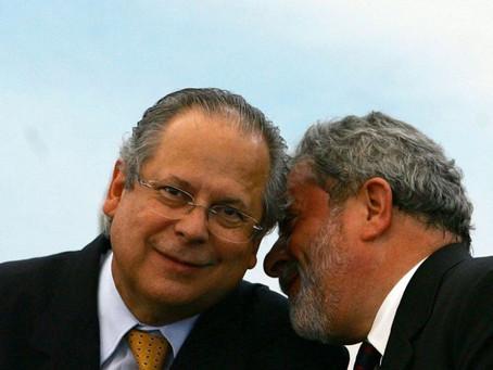 A tendência é que Lula seja solto como foi Dirceu