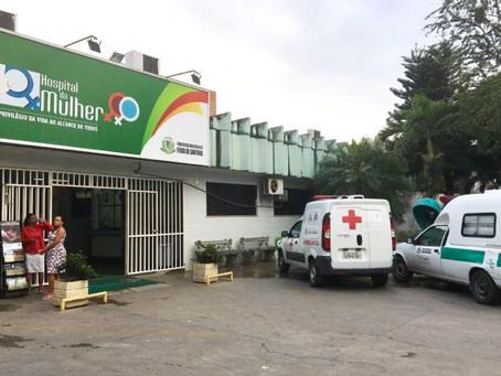 Prefeitura anuncia investimentos no Hospital da Mulher