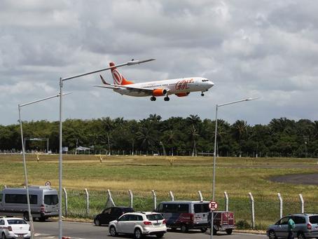Férias trazem de volta para a Bahia voos perdidos com a pandemia