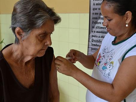 Confira calendário de vacinação contra a gripe em Feira de Santana