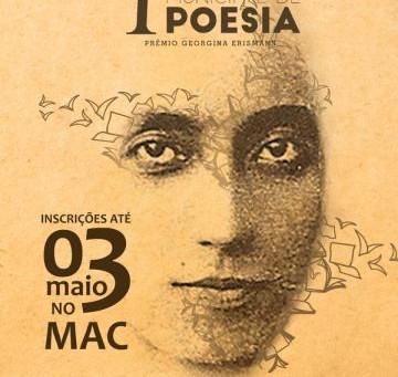 87 obras disputam o 4º Concurso Municipal de Poesia