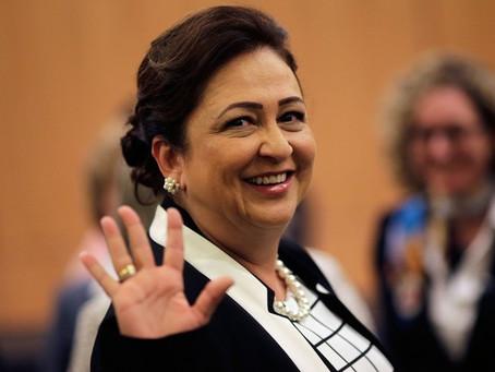 PMDB expulsa senadora Kátia Abreu, ministra de Dilma e crítica de Temer