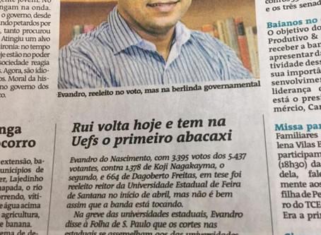 Rui Costa inspira Jair Bolsonaro na relação com universidades