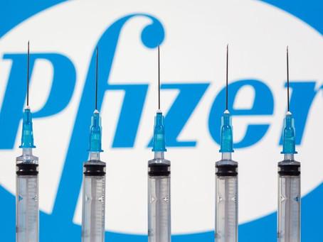 1 milhão de doses da Pfizer/BioNTech serão exclusivamente para capitais