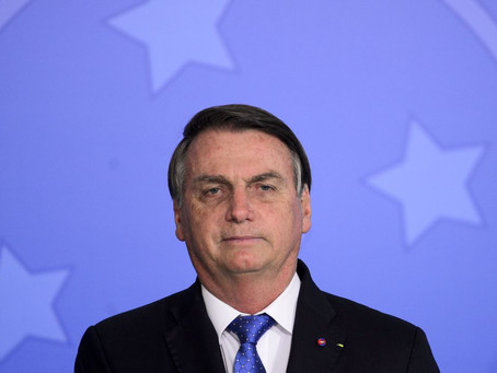 Bolsonaro recusa a compra de vacinas da China