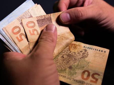 Salário mínimo em 2021 será de R$ 1.088