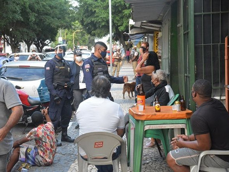 65 estabelecimentos foram fechados pela força tarefa em Feira de Santana