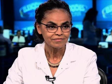 Marina foi a última a não conseguir falar no Jornal Nacional