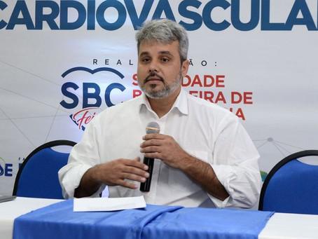 Sai Denise Mascarenhas e Edval Gomes será secretário de Saúde