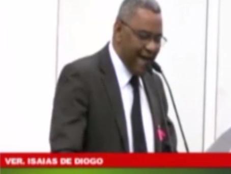 """Isaías de Diogo quer proibir """"apologia ao sexo"""""""