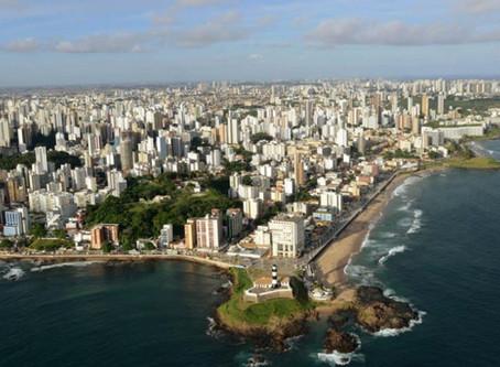 Salvador tem 18% da população baiana, 60% dos casos de covid-19 e 72% das mortes