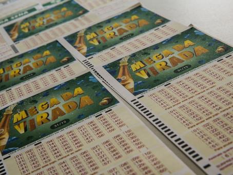 Caixa estima que Mega da Virada passe de R$ 300 milhões