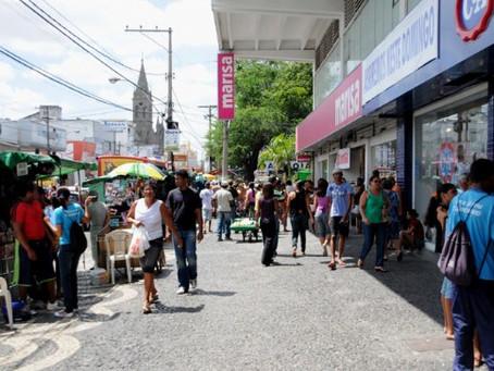 Piso de comerciários sobe para R$ 1.090 em Feira de Santana