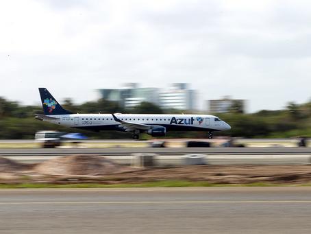 Comandatuba receberá voos de Belo Horizonte e Congonhas