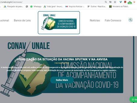 Ângelo Almeida integra comissão nacional que acompanha vacinação