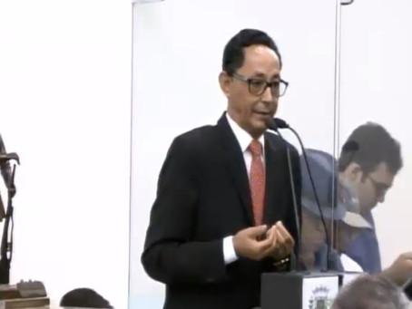 Edvaldo Lima apoia reeleição de Geilson
