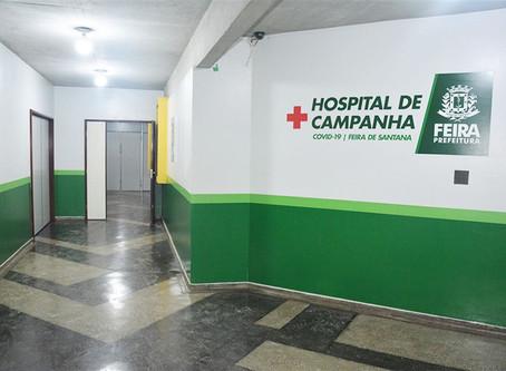 Estado cede três respiradores para hospital na Mater Dei