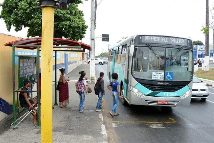 ônibus Maria Quitéria