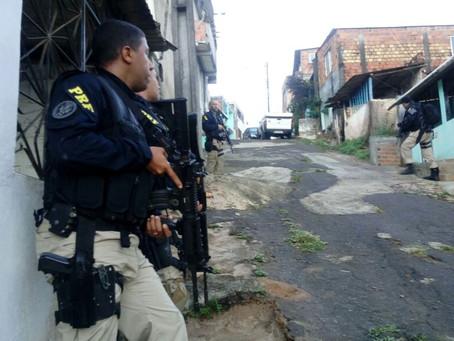 Ação conjunta de polícias prende traficante da periferia de Salvador