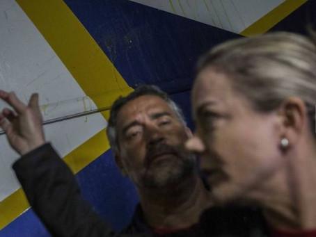 Polícia do Paraná investiga ataque à caravana de Lula