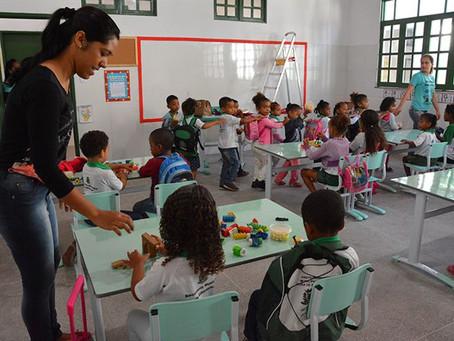 Escola inaugurada no Campo Limpo