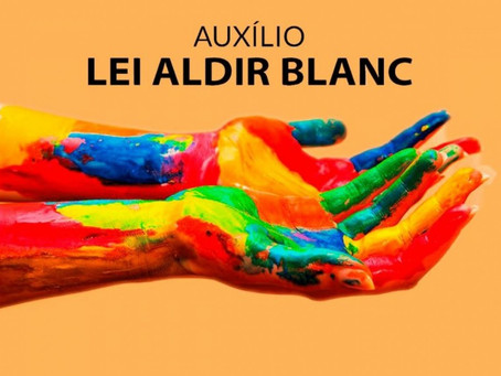 Divulgada lista de aprovados na Lei Aldir Blanc