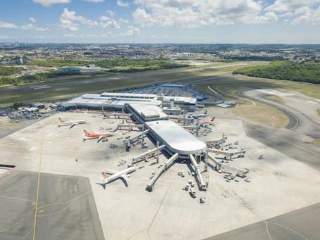 MPF quer vetar segunda pista no aeroporto de Salvador